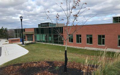 University of New Brunswick, UNB Healthy Living Centre